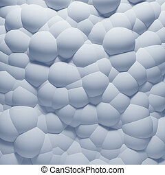 Abstract sphere pattern