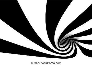 abstract, spiraal