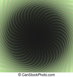Abstract spiral background from spun rays - Abstract spiral...