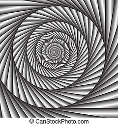 abstract spiral backround