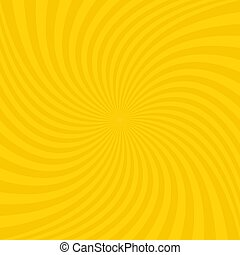 Abstract spiral design background