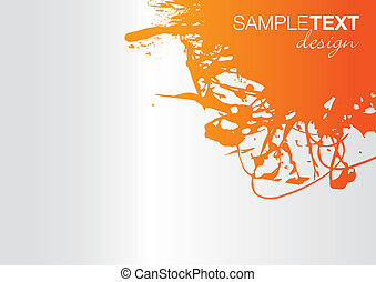 splash background - abstract splash background