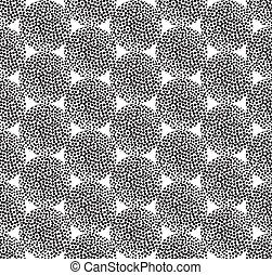 Abstract spot seamless pattern. Geometric round shape dotted texture
