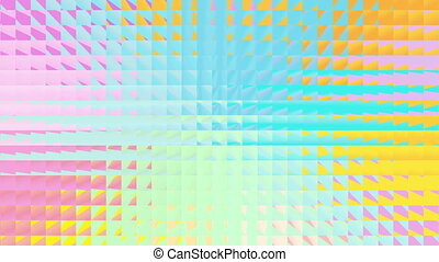 abstract square - The square pixel background with seamless...