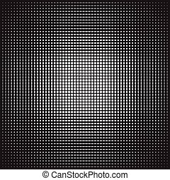 abstract squares black and white pattern background