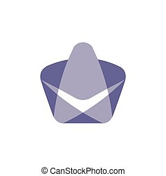 Abstract Star logo icon vector