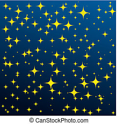 Abstract star shape background - Abstract star shape...
