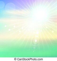 abstract starburst background 0707