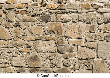 abstract stone wall background backdrop - grey harsh lines