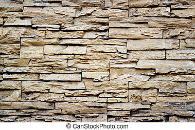 abstract stone wall texture for background