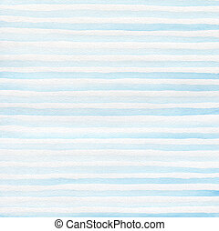Abstract strip watercolor hand painted background. Paper texture