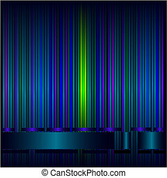 Abstract striped background with place for your text