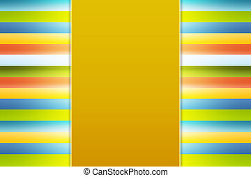 Abstract striped background - Image of a striped colored...