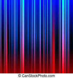 Abstract striped red and blue background