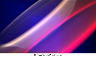 Abstract strokes of light HD , seamless loop