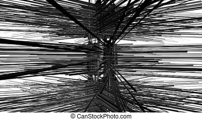 Abstract Structure Animation
