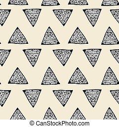 abstract stylish seamless pattern background