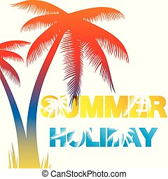 Abstract summer background. vector. - Abstract summer ...