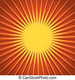 Abstract Sun Background Abstract Sun Background