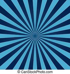 Abstract sun rays background. vector.