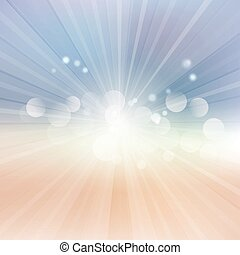 abstract sunburst background 2006