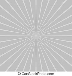 Abstract Sunburst Design Background