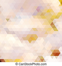 Abstract sunset autumn background card.