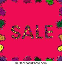 abstract superb picture - Best sale banner. Vector ...