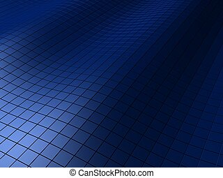 abstract surface - vector illustration of an abstract ...