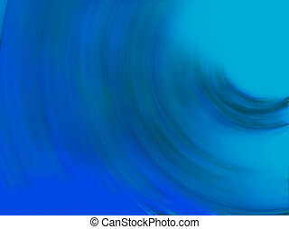 abstract swirl