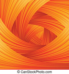 Abstract Swirled Background