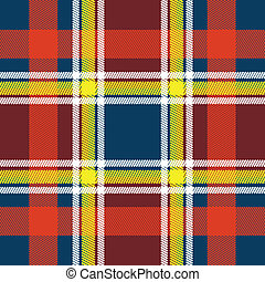 Abstract Tartan