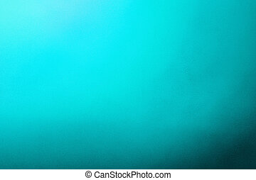 Abstract teal blue background with noise