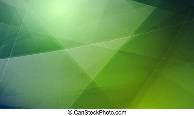Abstract tech geometric polygonal motion design. Video...