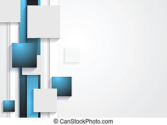 abstract, technologie, vector, concept, achtergrond