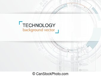 Abstract technology Background. Digital network and hightech concept.