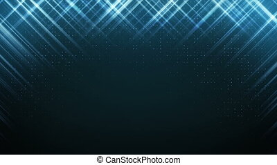 abstract technology background seamless loop - abstract...