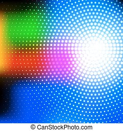abstract technology background. vector illustration. 10 eps