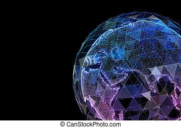 global communication orbits