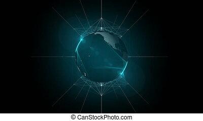 Plexus and planet Earth.