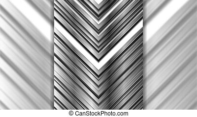 Abstract technology metallic arrows video animation -...