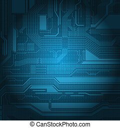 technology style background - Abstract technology style...