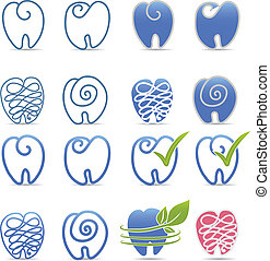 abstract Teeth