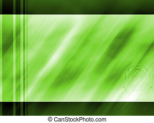 Abstract template - Computer designed abstract background
