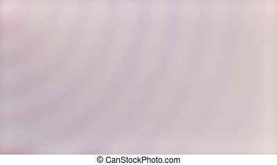 Abstract template with animation of pink circular waves. Background for your presentation. Seamless loop 4k 60 fps video. 3D illustration