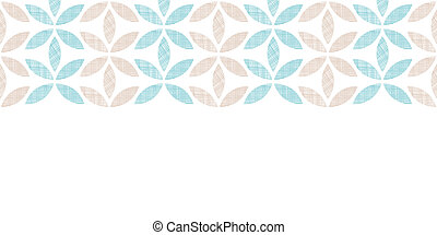 Abstract textile leaves stripes horizontal seamless pattern ...