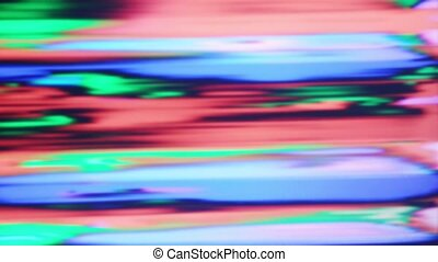 Abstract Texture Background Noise Glitch Tv Error - Abstract...