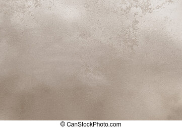 Abstract texture of wall or paper for background with rough, smooth, used beige texture