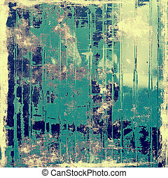 Abstract textured background designed in grunge style. With different color patterns: yellow (beige); blue; gray; cyan