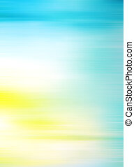 Abstract textured background: white and yellow patterns on blue sky-like backdrop. For art texture, grunge design, and vintage paper / border frame